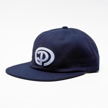 Pop Trading Company Way 6 Panel Navy