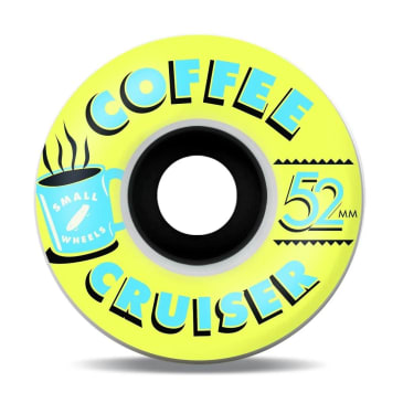 SML Wheels- Coffee Cruisers Golden Hour 52mm 78a
