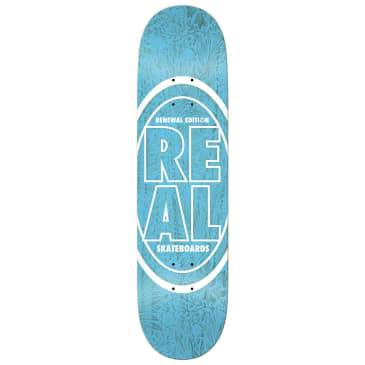 Real Stacked Oval Floral PricePoint Deck 8.25