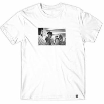 Girl x Beastie Boys Spike Jonze Series Tee - White