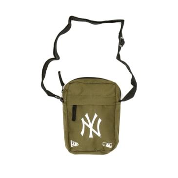 New Era New York Yankees Side Bag - Green