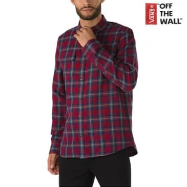 Vans Sycamore Button Down