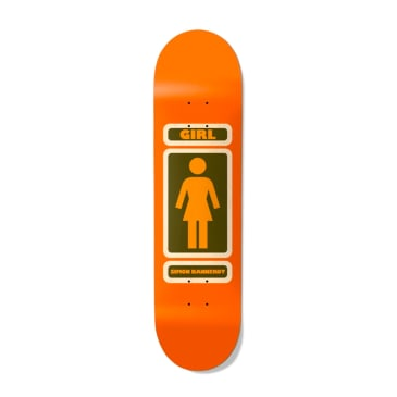 "Girl Skateboards - 8.5"" Simon Bannerot 93 Til Infinity Deck"