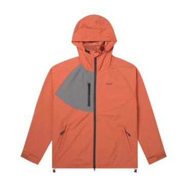 HUF Standard Shell 2 Jacket - Rust