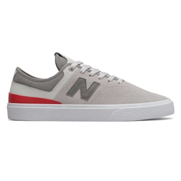 New Balance Numeric 379 Skateboard Shoe - Grey/Red/White