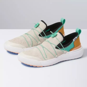 Vans Ultrarange Exo Ac Hairy Suede (Turtledove/Multi)