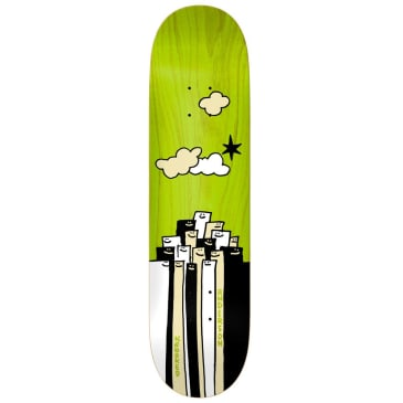 "Krooked Skateboards - Mike Anderson Gathering Deck 8.38"" Wide"