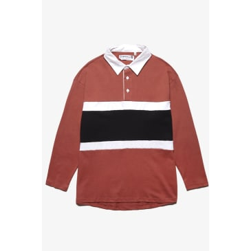 Overall Union - Field Rugby Shirt - Terracotta