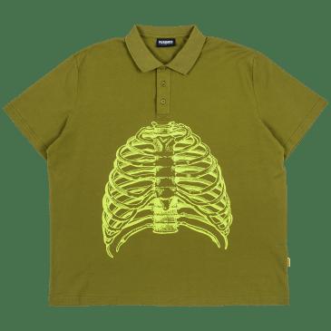 Pleasures - Ribs Polo Shirt