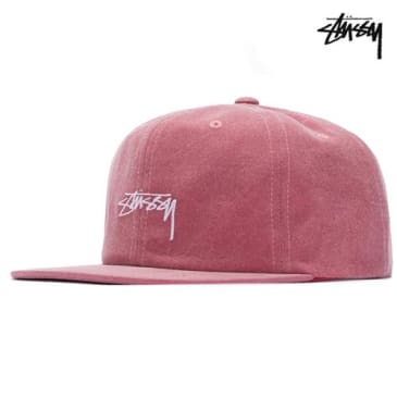 Stussy Washed Oxford Snap Back