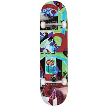 "Polar Skate Co. - Paul Grund - Moth House - Complete Skateboard - 8.5"""