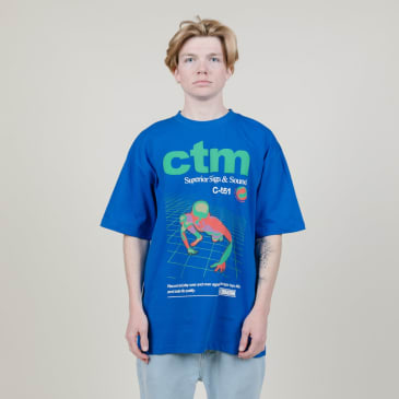 Chinatown Market SSS Tee (Royal)