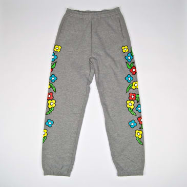 Krooked Skateboards - Sweatpants Jogger - Heather Grey