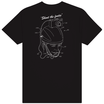 Boys of Summer Shoot The Footy T-Shirt - Black
