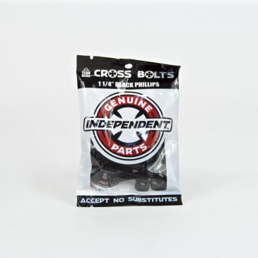 """Independent - 1 1/4"""" Indy Phillips Head Bolts"""