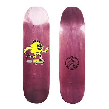 Blast Skates Grape Skateboard Deck - 8.5""