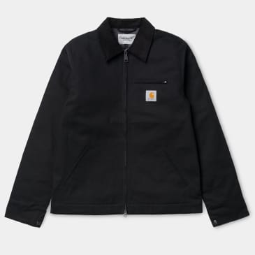 Carhartt WIP - Detroit jacket black rigid