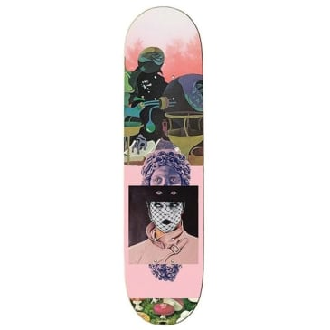 The Killing Floor Silent Face Deck 8.5""