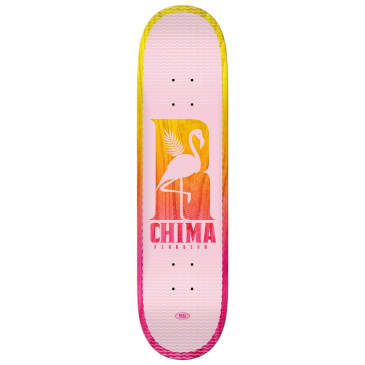 Real Chima Be Free Deck 8.25