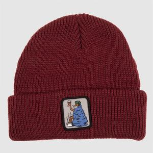 Pass-Port Cold Out Beanie burgundy