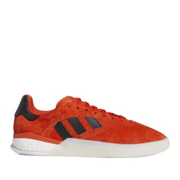adidas Skateboarding 3ST.004 Shoes - Collegiate Orange / Core Black / Cloud White