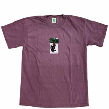 Frog Jesse Alba Spider Monkey T-Shirt - Berry