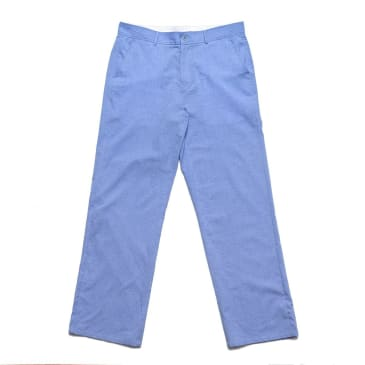 Chrystie NYC Seersucker Pants - Cornflower Blue