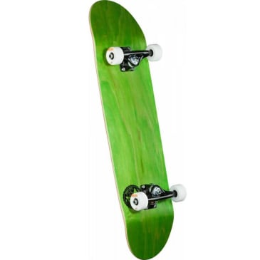 "Mini Logo ""Dyed Green"" Complete Skateboard 8"""