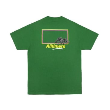 Alltimers Tingly T-Shirt Kelly Green
