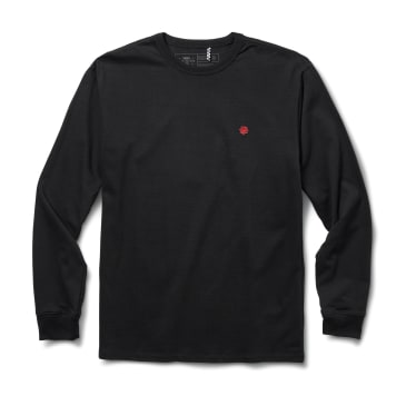 Vans Kyle Walker Off The Wall Long Sleeve T-Shirt - Black
