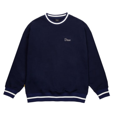 Dime Classic French Terry Sweatshirt Navy