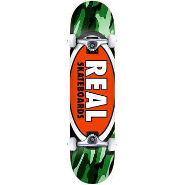 Real Team Oval Camp Complete 7.75""