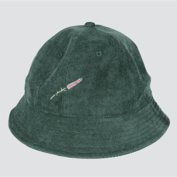 Pass~Port Lavender Bucket Hat - Green