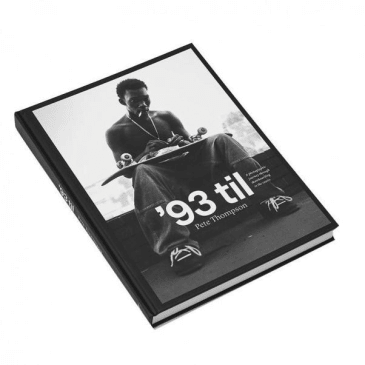 93' Til Book by Pete Thompson
