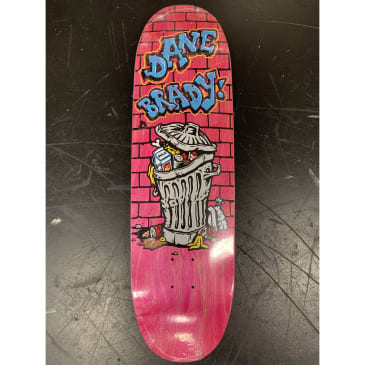 Polar Brady Trash Can deck- 8.75