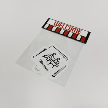 Welcome Skate Store - Sticker Pack