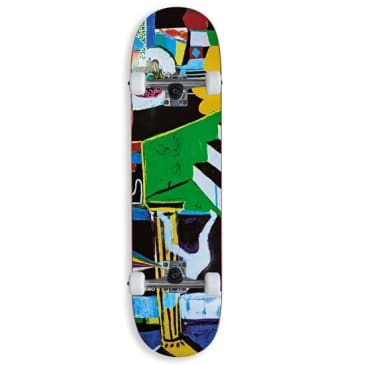 "Polar Skate Co Nick Boserio Memory Palace Custom Complete (With Thunder Trucks & Orbs) 8"""