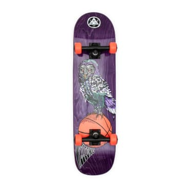 """Welcome Hooter Shooter Complete Skateboard - 8.0"""""""
