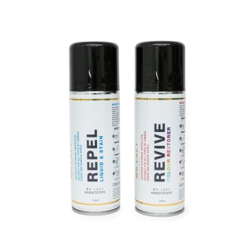 Mr Lacy Repel & Revive Shoe Care 2 Pack - 200ml x 2