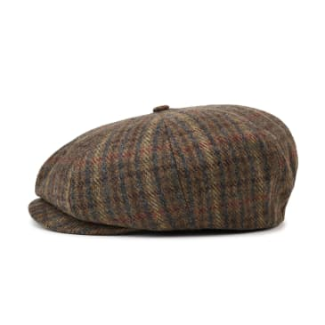 Brixton Youth Brood Kids Hat - Moss/Navy