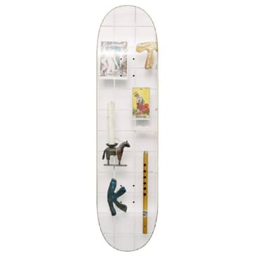 Isle Skateboards - Isle - Chris Jones deck - 8.25""