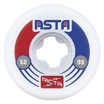 Ricta Wheels - Tom Asta Pro Slim Wheels 99A 52mm