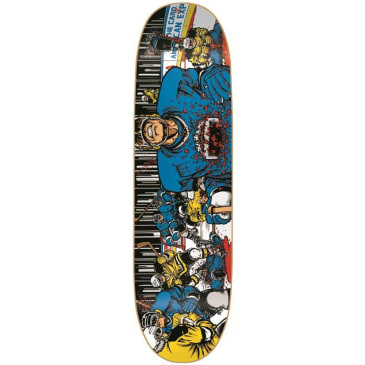 "101 - Eric Koston Hockey Reissue Deck 8.28"" Wide"