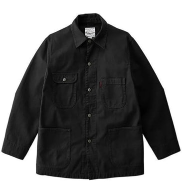 Gramicci Cover All Jacket - Black