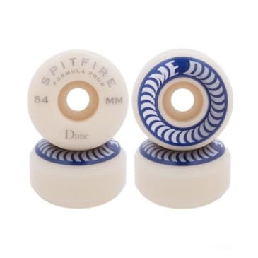 Dime X Spitfire Formula Four Classic Wheels 54 mm 99DU