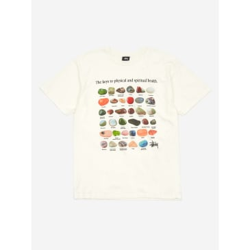 Stussy - Stones Pigment Dyed T-Shirt