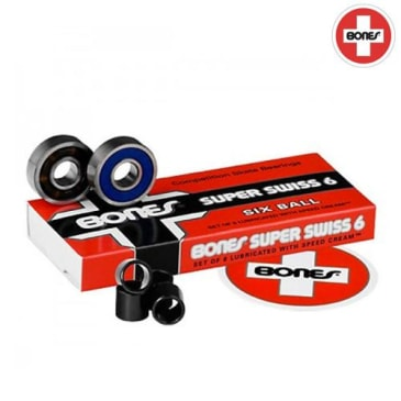Bones Bearings - Swiss 6 Ball