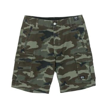 RVCA Wannabe Cargo Shorts - Camo
