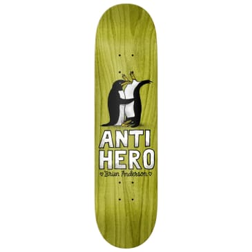 Anti Hero Lovers II Deck Anderson 8.5