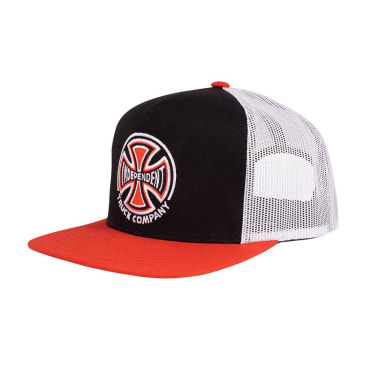 Independent Truck Co Mesh High Profile Hat